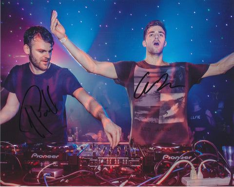 THE CHAINSMOKERS SIGNED 8X10 PHOTO 4