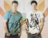 COSMIC GATE SIGNED 8X10 PHOTO 2