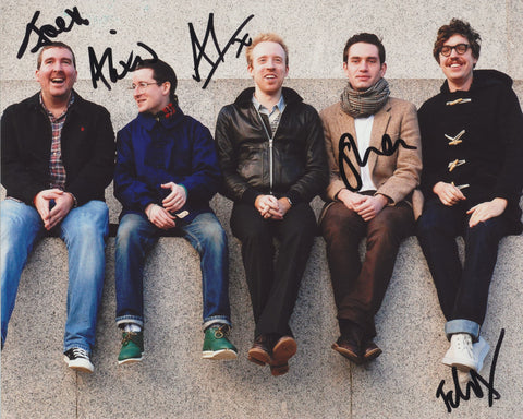 HOT CHIP SIGNED 8X10 PHOTO