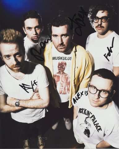 HOT CHIP SIGNED 8X10 PHOTO 3