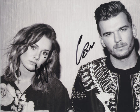 BROODS SIGNED 8X10 PHOTO 2