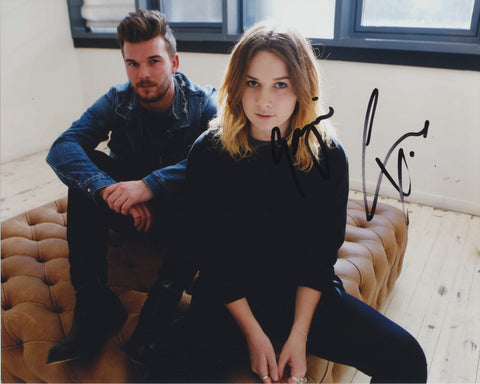 BROODS SIGNED 8X10 PHOTO 3