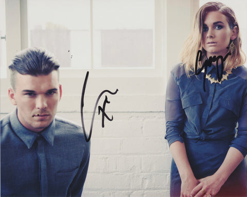 BROODS SIGNED 8X10 PHOTO 4