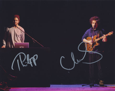 MILKY CHANCE SIGNED 8X10 PHOTO 3
