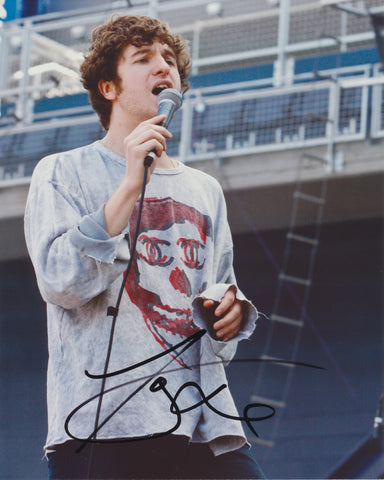 LUKE PRITCHARD SIGNED THE KOOKS 8X10 PHOTO 3