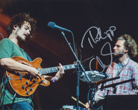 MILKY CHANCE SIGNED 8X10 PHOTO 5