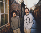 MILKY CHANCE SIGNED 8X10 PHOTO 7