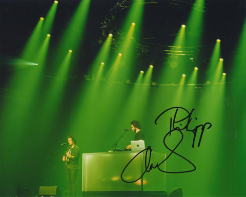 MILKY CHANCE SIGNED 8X10 PHOTO 11