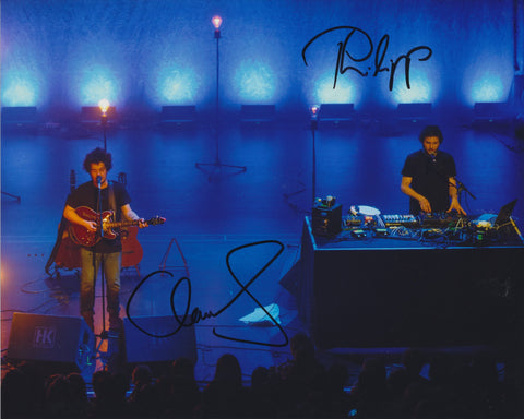 MILKY CHANCE SIGNED 8X10 PHOTO 12