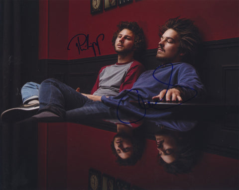 MILKY CHANCE SIGNED 8X10 PHOTO 14