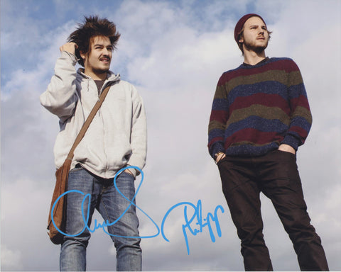 MILKY CHANCE SIGNED 8X10 PHOTO 15