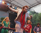 ALEX EBERT SIGNED EDWARD SHARPE AND THE MAGNETIC ZEROS 8X10 PHOTO 3