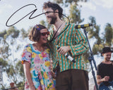 ALEX EBERT SIGNED EDWARD SHARPE AND THE MAGNETIC ZEROS 8X10 PHOTO 6