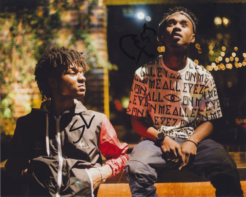 RAE SREMMURD SIGNED 8X10 PHOTO