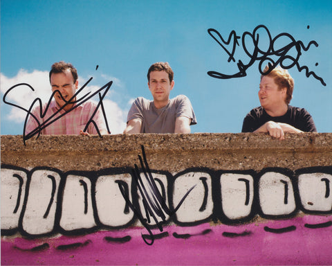 FUTURE ISLANDS SIGNED 8X10 PHOTO