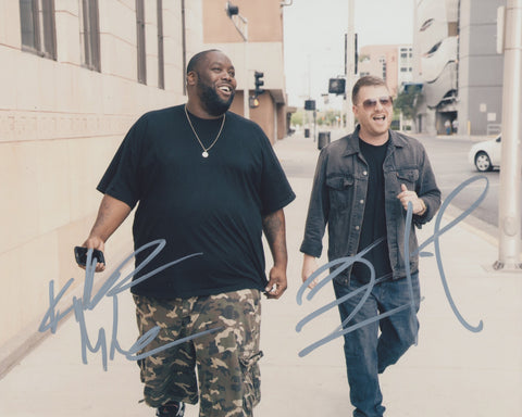 RUN THE JEWELS SIGNED 8X10 PHOTO 2