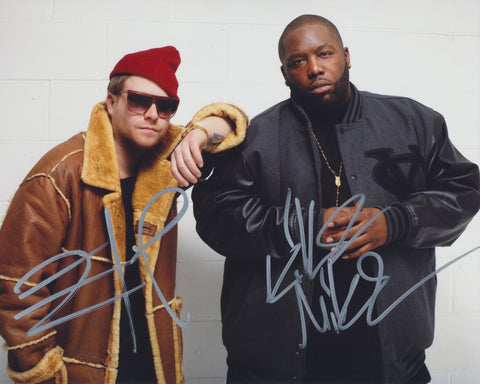 RUN THE JEWELS SIGNED 8X10 PHOTO 4