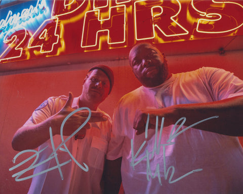 RUN THE JEWELS SIGNED 8X10 PHOTO 5