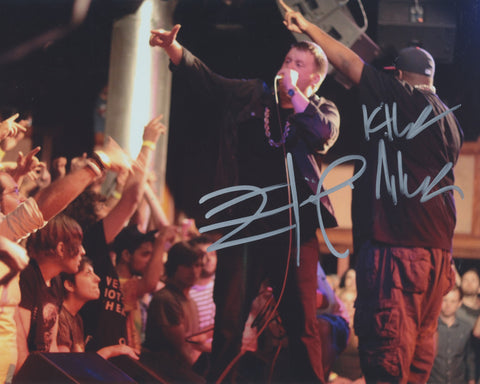 RUN THE JEWELS SIGNED 8X10 PHOTO 6
