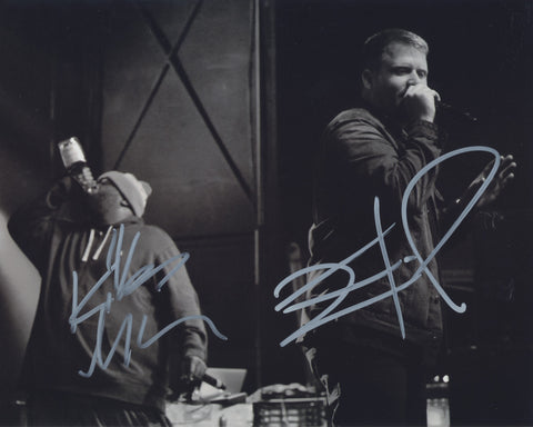 RUN THE JEWELS SIGNED 8X10 PHOTO 7