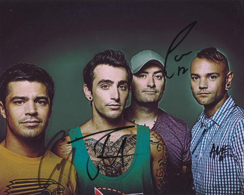 HEDLEY SIGNED 8X10 PHOTO