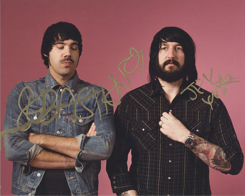 DEATH FROM ABOVE 1979 SIGNED 8X10 PHOTO