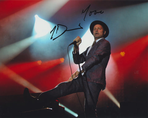 GORD DOWNIE SIGNED THE TRAGICALLY HIP 8X10 PHOTO