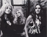 DIXIE CHICKS SIGNED 8X10 PHOTO 2