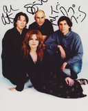 COWBOY JUNKIES SIGNED 8X10 PHOTO 2