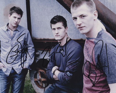 HIGH VALLEY SIGNED 8X10 PHOTO