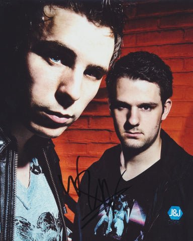 W&W SIGNED 8X10 PHOTO
