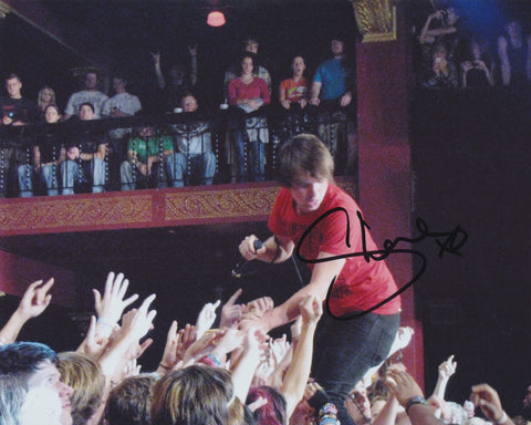SHANE TOLD SIGNED SILVERSTEIN 8X10 PHOTO