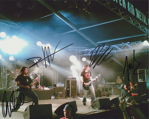 GOJIRA SIGNED 8X10 PHOTO 2