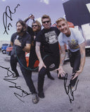 MASTODON SIGNED 8X10 PHOTO