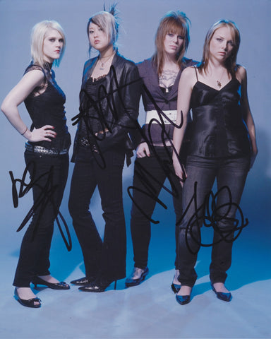 KITTIE SIGNED 8X10 PHOTO