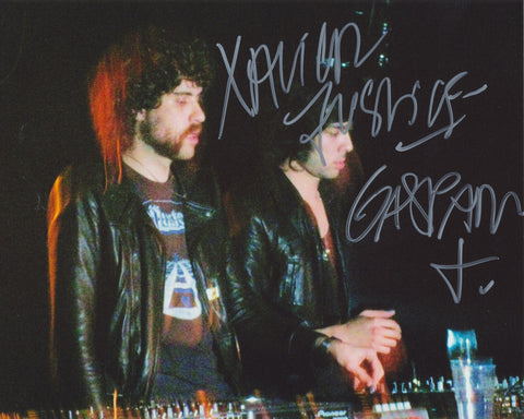 JUSTICE SIGNED 8X10 PHOTO 3