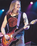 STEVE MORSE SIGNED DEEP PURPLE 8X10 PHOTO 2