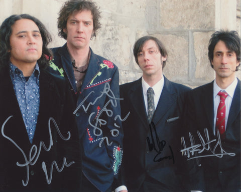 THE SADIES SIGNED 8X10 PHOTO 2