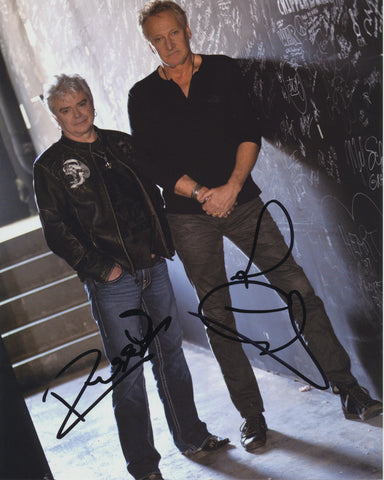 AIR SUPPLY SIGNED 8X10 PHOTO 2