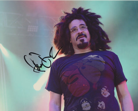 ADAM DURITZ SIGNED COUNTING CROWS 8X10 PHOTO