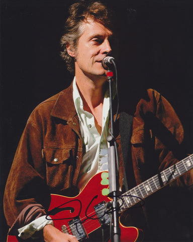 JIM CUDDY SIGNED BLUE RODEO 8X10 PHOTO 3