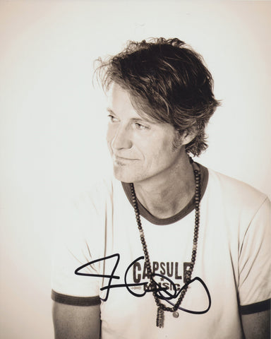 JIM CUDDY SIGNED BLUE RODEO 8X10 PHOTO 6
