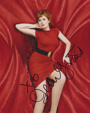 JENN GRANT SIGNED 8X10 PHOTO 4