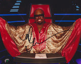 CEE LO GREEN SIGNED X FACTOR 8X10 PHOTO 2