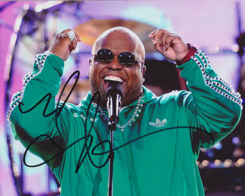 CEE LO GREEN SIGNED 8X10 PHOTO 2