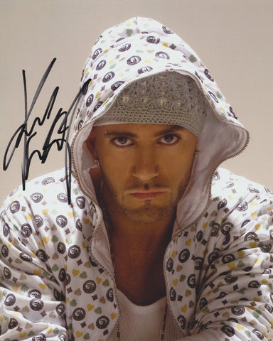 KARL WOLF SIGNED 8X10 PHOTO
