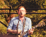 DALLAS GREEN SIGNED CITY AND COLOUR 8X10 PHOTO