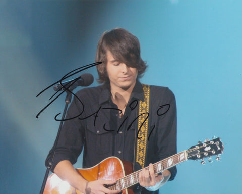 BOBBY BAZINI SIGNED 8X10 PHOTO 3