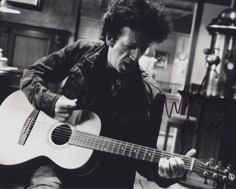 WILLIE NILE SIGNED 8X10 PHOTO