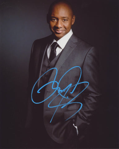 BRANFORD MARSALIS SIGNED 8X10 PHOTO 4